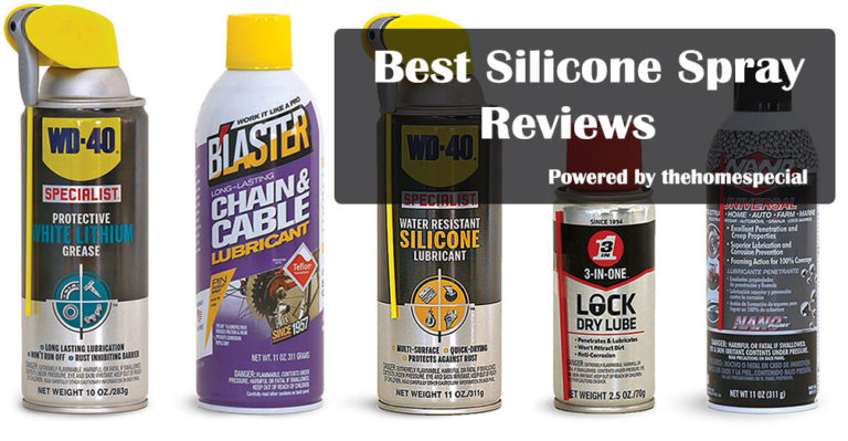 Best Silicone Spray