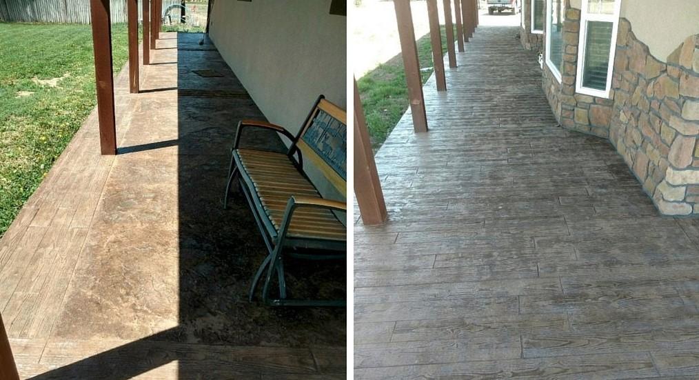 Best Concrete Stain