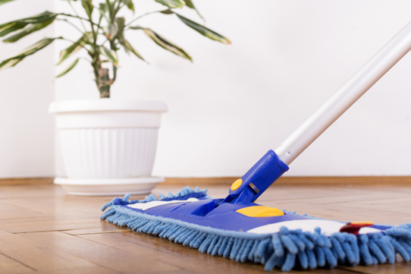 How to Clean Laminate Floors Without Leaving a Film