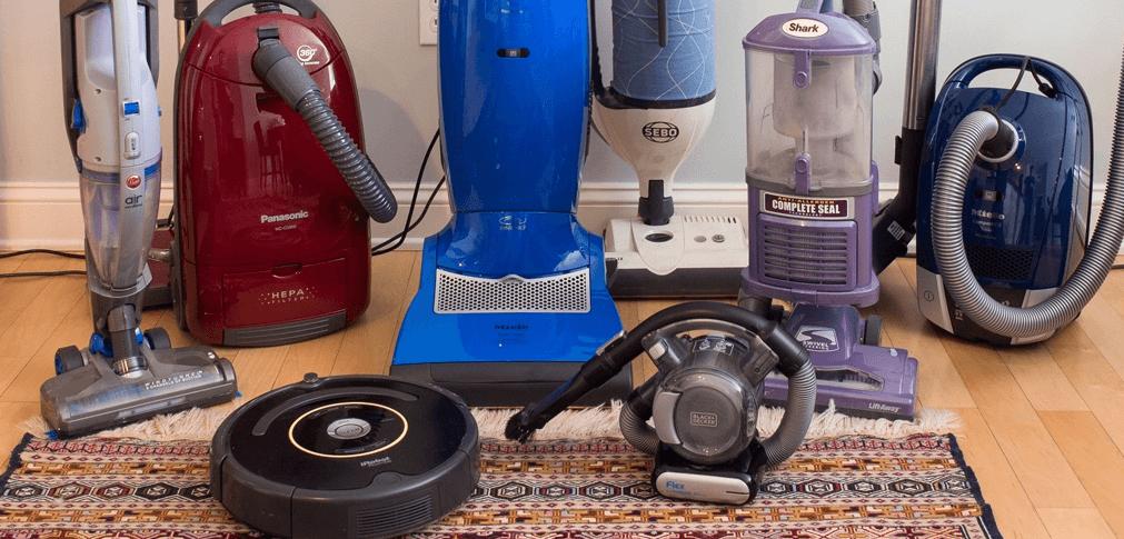 Best Types of Vacuum Cleaner