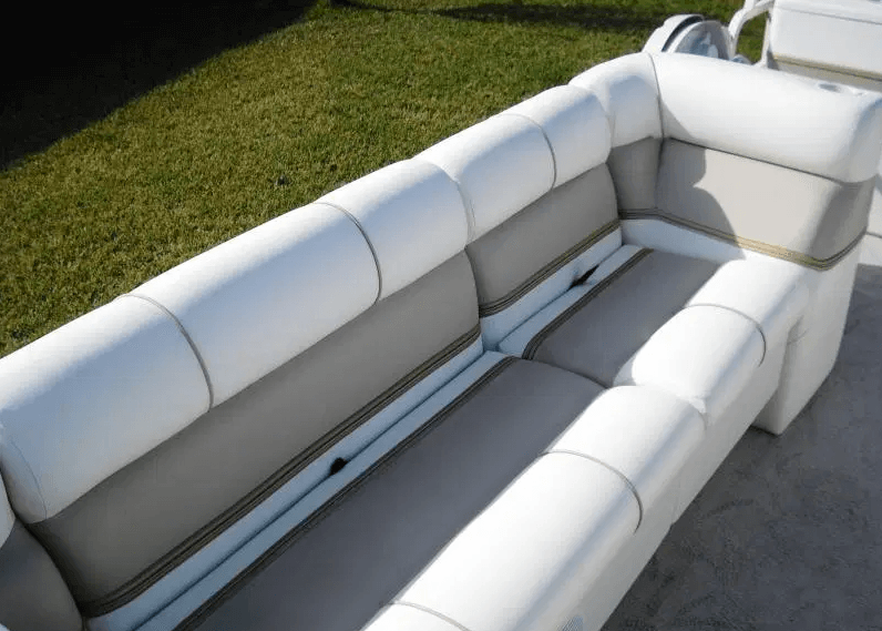 How to Clean White Vinyl Boat Seat